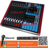 Proeuro Tech GBX-1002FX     มิกเซอร์10ช่อง BLUETOOTH USB MP3 SD CARD 256DSP Professional Mixer MIC-LINE Proeuro Tech GBX-1002FX