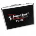 SOUNDBEST PL-03     ไมโครโฟน Wireless UHF ไมค์ลอยคู่ ไมค์ไร้สาย รุ่น SOUNDBEST PL-03(สีดำ/ขาว)