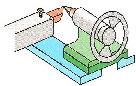 เทคนิคการตั้งมีดกลึงให้ได้เซ็นเตอร์ lathe cutting tool lathe center