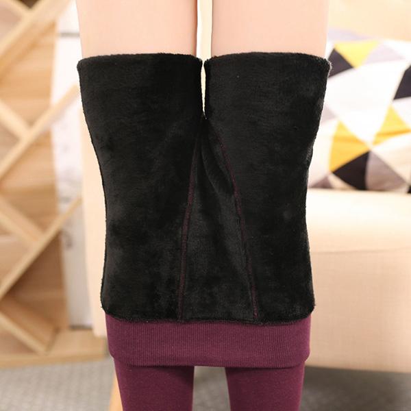 กางเกงกันหนาว เลกกิ้งบุขน เลกกิ้งกันหนาวใส่ติดลบ