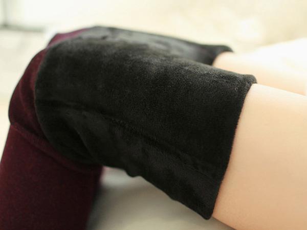 11261L ลองจอนกันหนาว กางเกงเลกกิ้งรุ่นหนา ขายาวปิดส้นเท้า