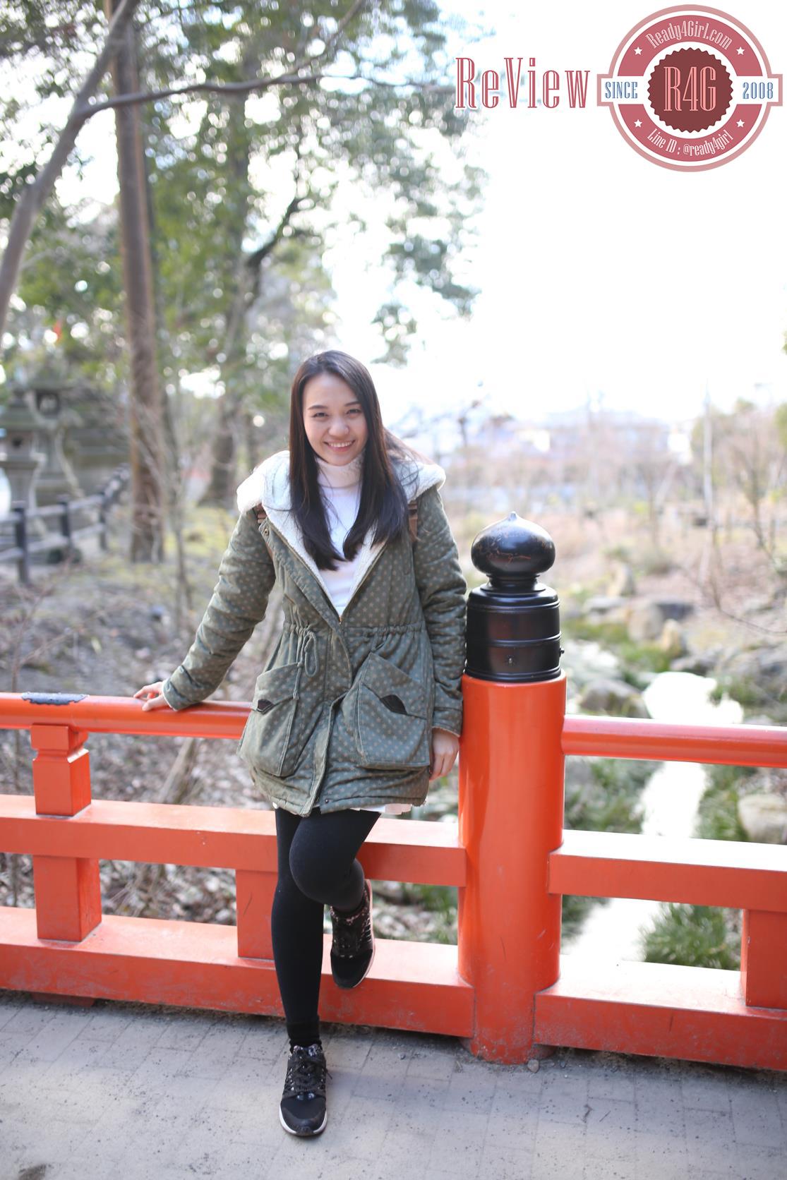 เสื้อโค้ทกันหนาวรุ่นหนาลุยหิมะ มีฮู้ดขนแกะ ซับขนนุ่มเต็มตัว