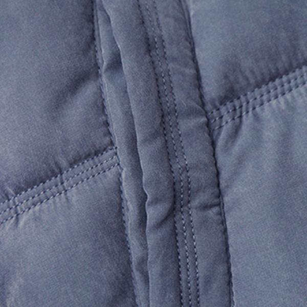DownJacket เสื้อโค้ทกันหนาวใส่ติดลบ บุขนเป็ด แต่งฮู้ดสองชั้น