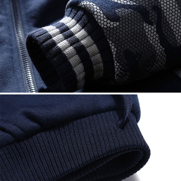 ชุดเสื้อกันหนาซับกำมะหยี่หนานุ่ม พร้อมกางเกงสไตล์สปอร์ต