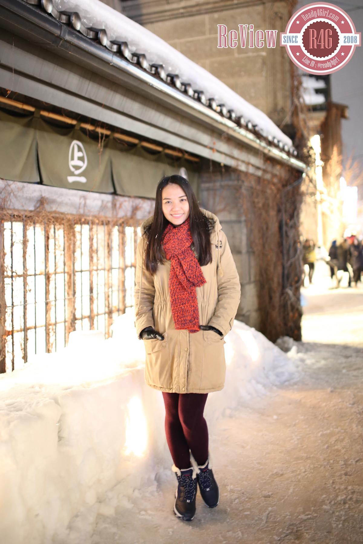 กางเกงเลกกิ้งกันหนาวติดลบ รุ่นหนาซับแคชเมียร์หนานุ่ม แบบเปิดปลายเท้า (11715L)