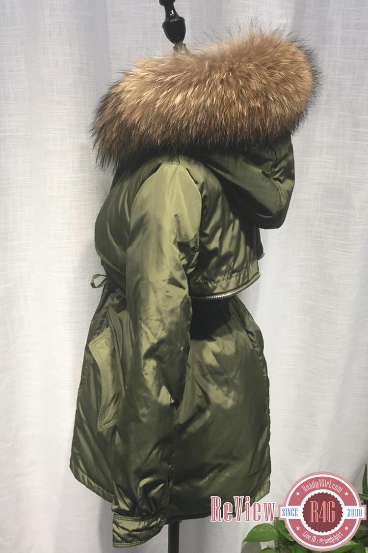 Review Ready4Girl เสื้อโค้ทกันหนาว 11884