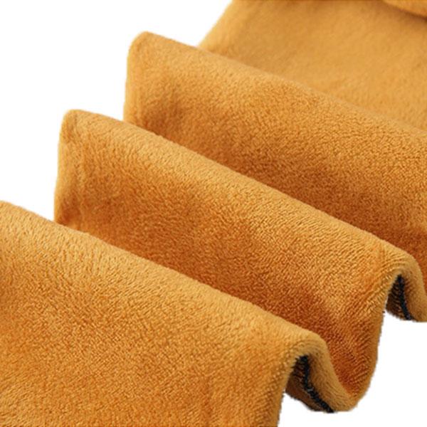 กางเกงยีนส์กันหนาวใส่ติดลบ ทรงสลิม ซับกำมะหยี่ขนนุ่ม