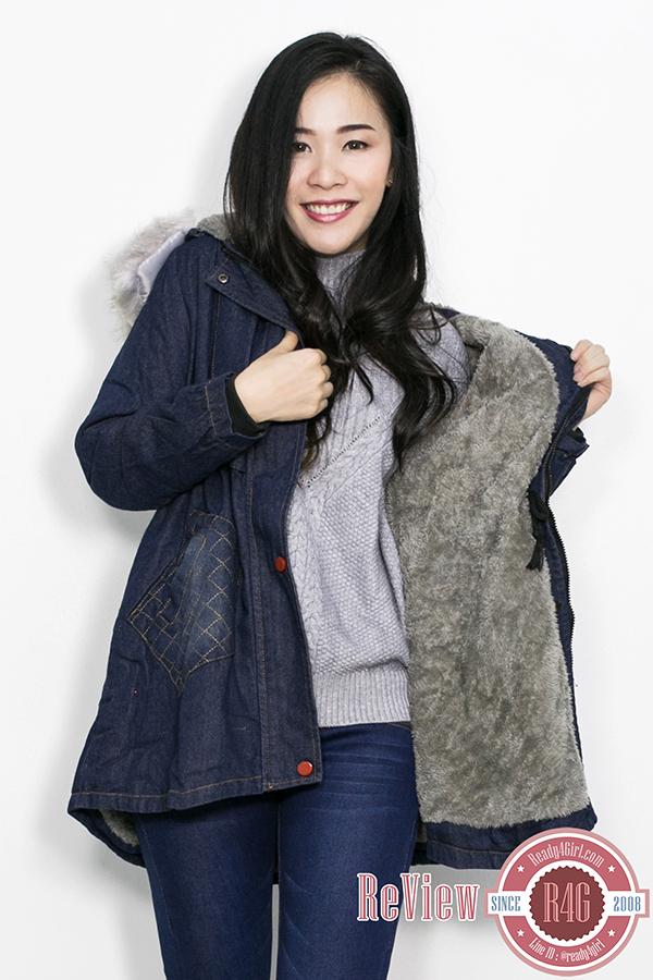 REVIEW เสื้อกันหนาว Ready4Girl-11848