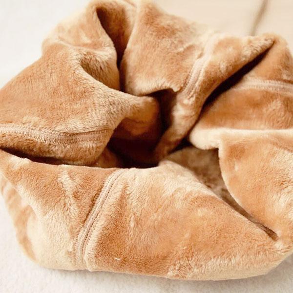 เลกกิ้งกันหนาวเกรดพรีเมี่ยมใส่ติดลบ ผ้าคอตตอนลูกฟูกซับแคชเมียร์