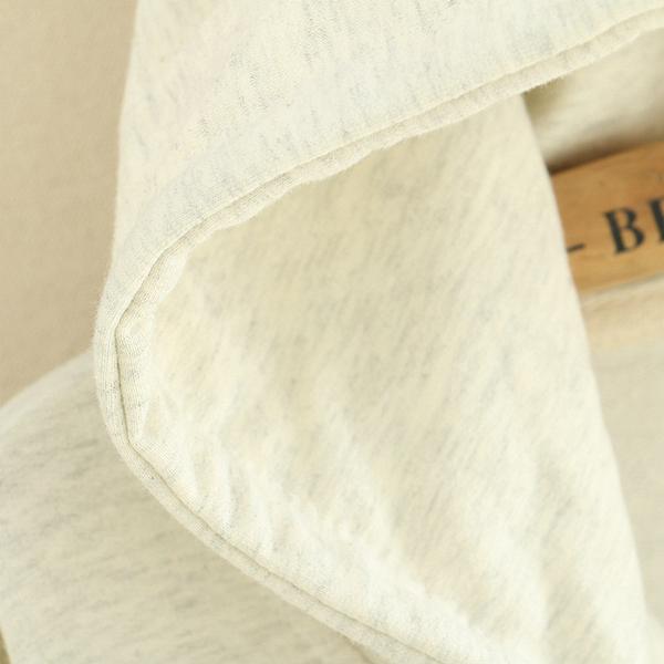 เสื้อสเวตเตอร์กันหนาววินเทจ ฮู้ดแต่งหูกวางน่ารัก (12106LM)