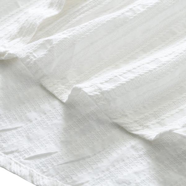 เสื้อเชิ้ตแฟชั่นวินเทจ คอจีน แขนยาวมีสแนป