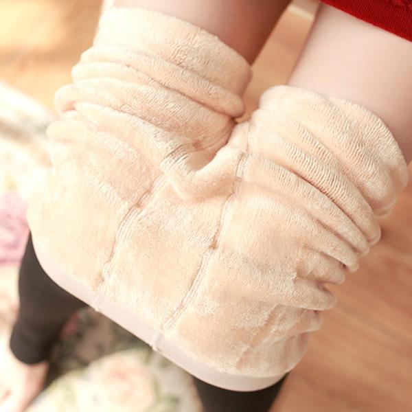 กางเกงเลกกิ้งกันหนาวเกรดพรีเมี่ยม ซับแคชเมียใส่ติดลบได้