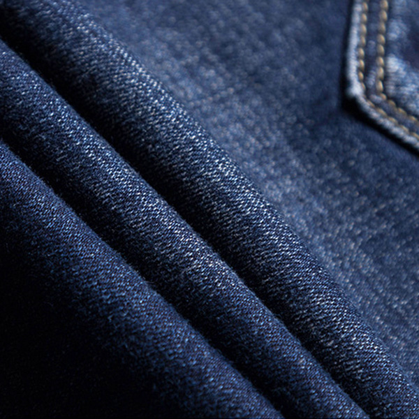 กางเกงยีนส์กันหนาว ทรงสลิม ซับกำมะหยี่ใส่ติดลบได้ (12171X)