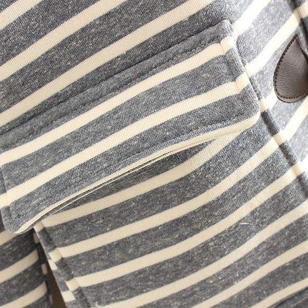 เสื้อโค้ทกันหนาววินเทจ มีฮู้ด ซับขนแกะกันหนาวติดลบได้