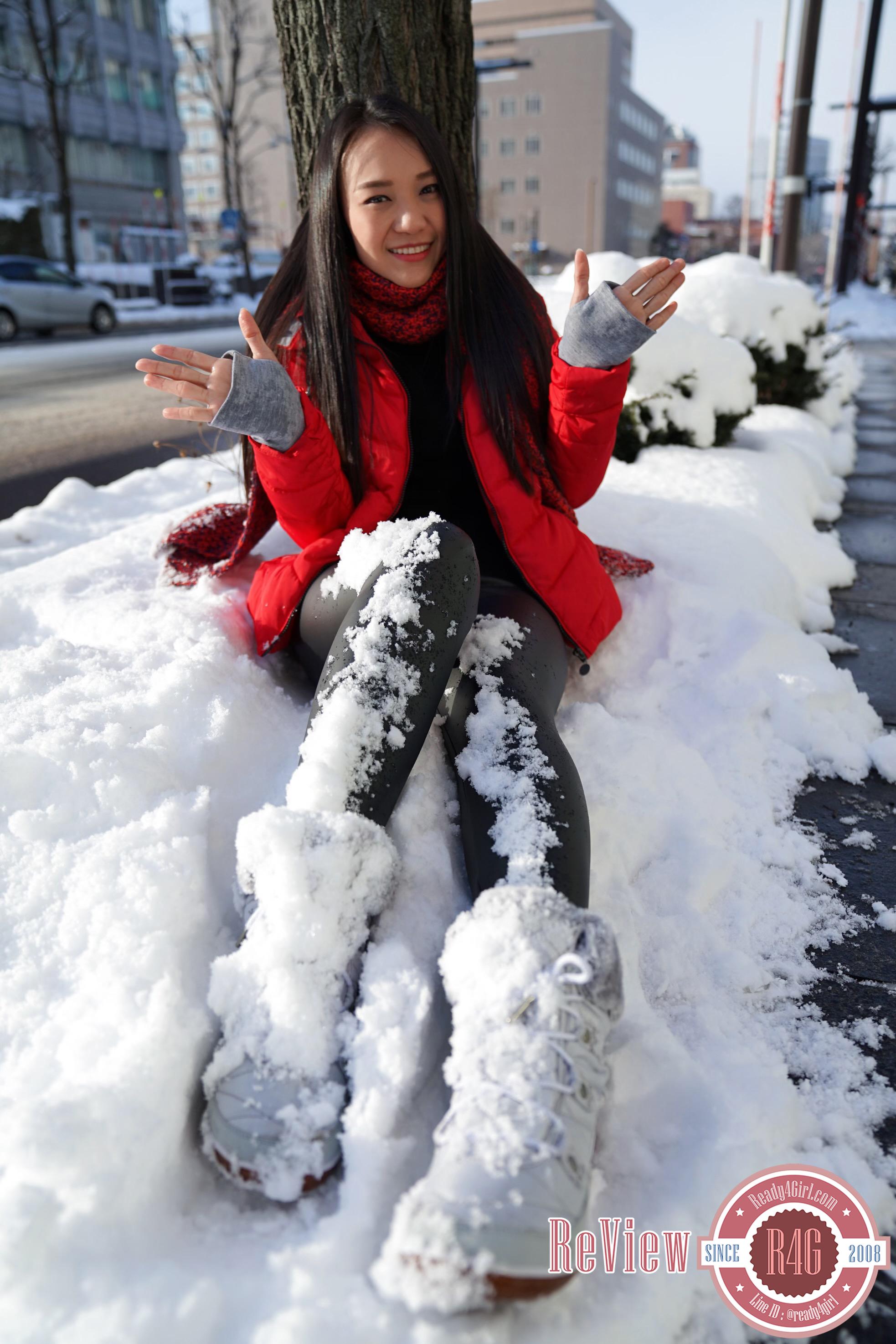 เสื้อแจ็คเก็ตกันหนาวติดลบลุยหิมะได้ คอปิดซ้อนฮู้ด ทรงสลิม