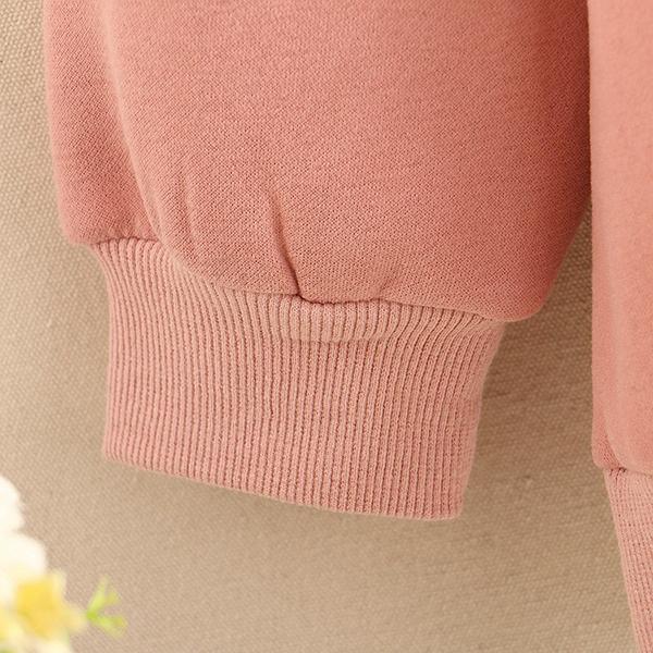 เสื้อสเวตเตอร์กันหนาว มีฮู้ด พิมพ์ลายแมวน่ารัก