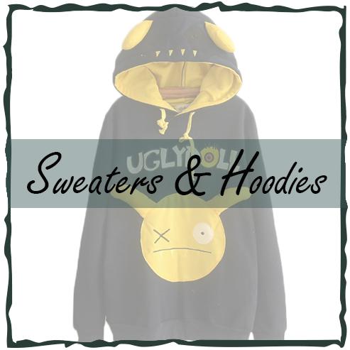 เสื้อสเวตเตอร์กันหนาว-เสื้อมีฮู้ด