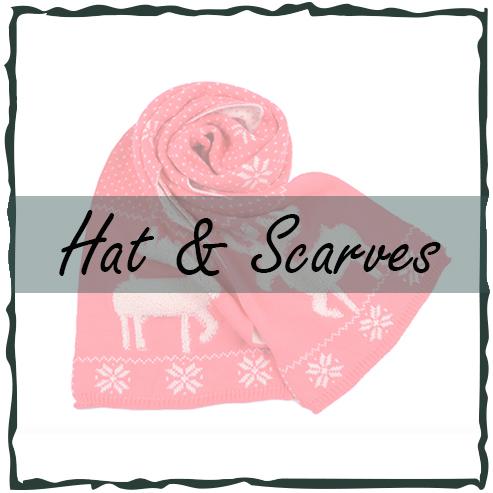 หมวกแฟชั่น-ผ้าพันคอ-ผ้าคลุมไหล่