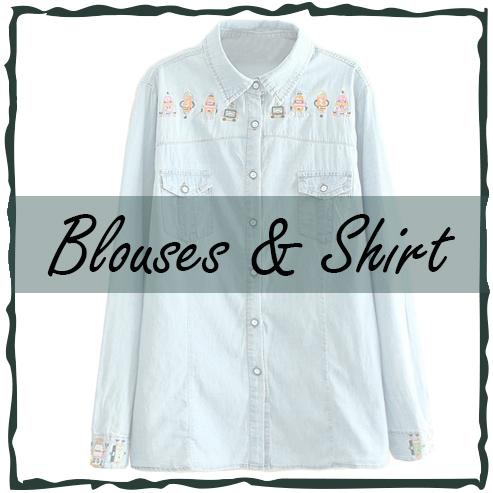 เสื้อแฟชั่น-เสื้อยืด-เสื้อเชิ้ต