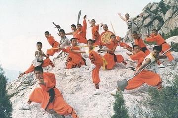 Thai-Chinese Shaolin Kungfu School: Shaolin Kungfu Picture 3 / โรงเรียนไทย-จีนเส้าหลินกังฟู: กังฟูวัดเส้าหลิน