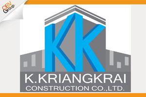 KKriangkrai Construction CO.,TLD.   *** รับเหมาก่อสร้างบ้านและอาคารทั่วไป คอนโดสำนักงาน ออฟฟิศ ร้านค้า ตึก อาคาร ทาวน์เฮาส์ *** งานระบบประปา งานไฟฟ้า งานสี งานปูพื้นไม้ งานไม้ งานเฟอร์นิเจอร์ และงานตกแต่งภายนอกและภายใน