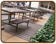 พื้นไม้ งานพื้นไม้เทียม จุฬาลงกรณ์มหาวิทยาลัย