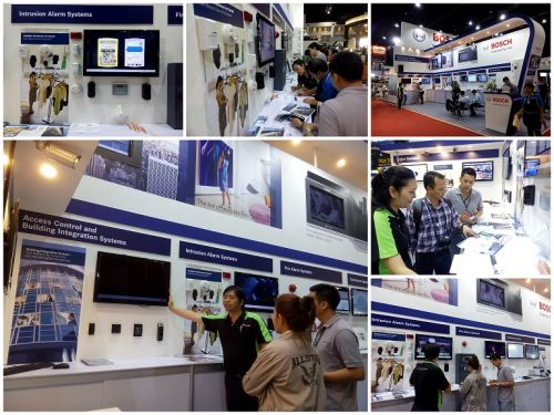 Architect EXPO 2014-BOSCH Intrusion Alarm Systems