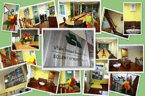 บริษัท โซเลนท์ ซินเนอร์ยี่ จำกัด Solent Synergy Co.,Ltd.