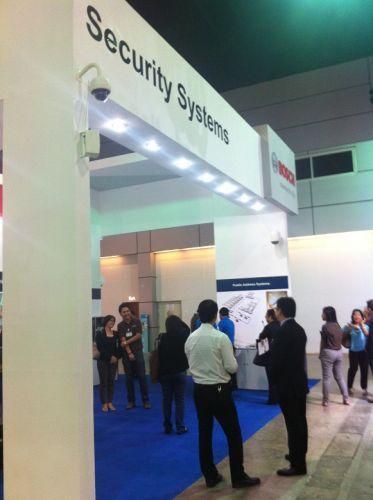 ระบบกันขโมยบ้าน BOSCH ในงาน BMAM EXPO ASIA 2011