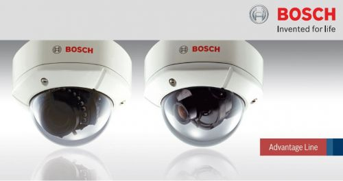 VDx-240 Outdoor Dome Camera