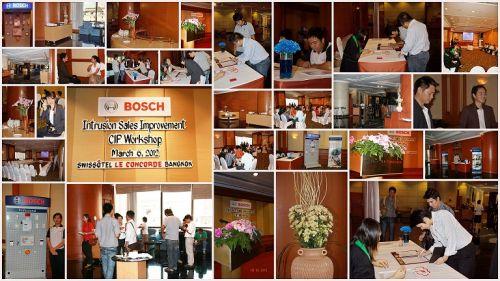 BOSCH Dealer CIP Workshop