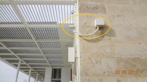 Site reference การติดตั้งกล้องวงจรปิด (CCTV) บริษัท โซเลนท์ ซินเนอร์ยี่ จำกัด (Solent Synergy Co.,Ltd.)