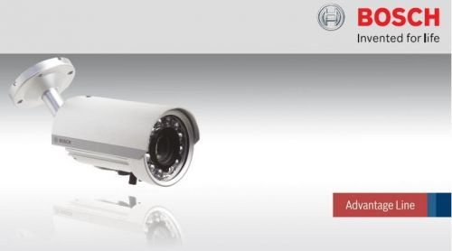กล้องวงจรปิด CCTV BOSCH-VTI-220V05-1 (WZ20) Bullet Camera Outdoor Varifocal with IR