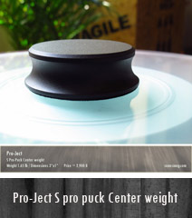 Pro-Ject S pro puck = 2,900 THB