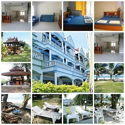 The Uncle Beach Resort ที่พักริมหาดบ้านลุงมวล