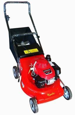 รถตัดหญ้า 4 ล้อสนาม รุ่นมีถุงเก็บหญ้า ติดตั้งเครื่องยนต์ HONDA GXV160