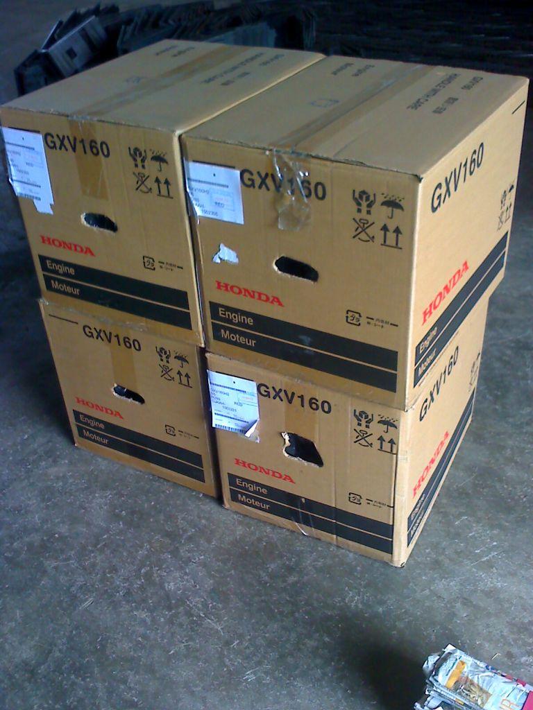 เครื่องยนต์  HONDA GXV160 กำลัง  5.5 แรงม้า 4 จังหวะ เครื่องยนต์  HONDA GXV160 กำลัง  5.5 แรงม้า 4 จังหวะ                เครื่องยนต์  HONDA GXV160 กำลัง  5.5 แรงม้า 4 จังหวะ