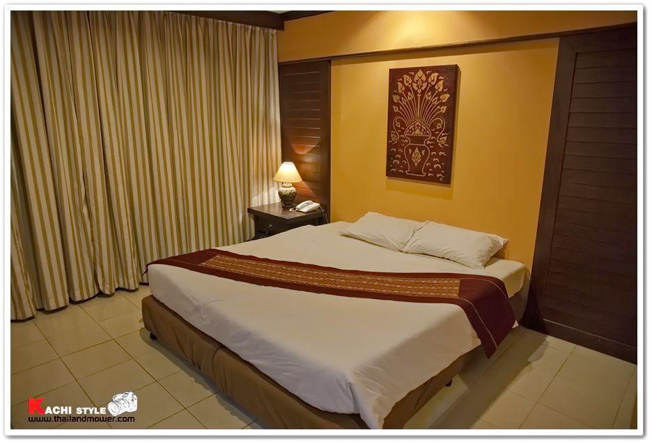 โรงแรมภูมิไทยการ์เด้นท์ จังหวัดแพร่
