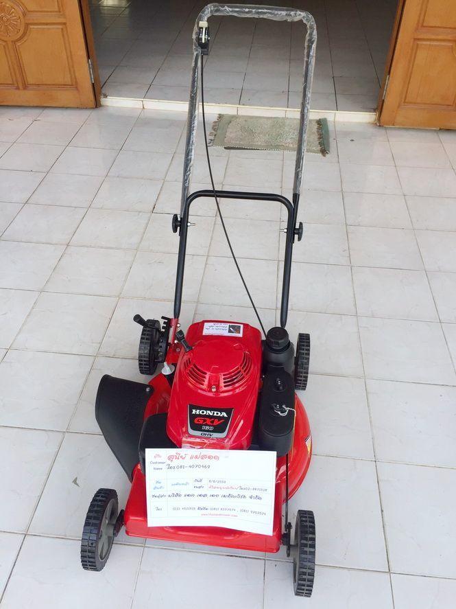 ขอบพระคุณท่านลูกค้า คุณวิมลนัน ได้สั่งซื้อรถตัดหญ้า 4 ล้อสนาม รุ่นพ่นหญ้าออกข้าง รัศมีตัดหญ้า 20 นิ้ว ติดตั้งเครื่องยนต์ HONDA GXV160 5.5 แรงม้า โดยทางโรงงานได้จัดส่งสินค้าให้ที่ขนส่งเรียบร้อยแล้วครับ