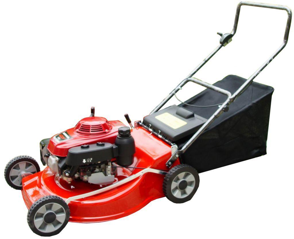 รถตัดหญ้า 4 ล้อสนาม รุ่นเก็บหญ้า รัศมีตัด 21 นิ้ว HONDA GXV160