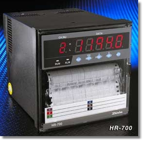 Hybrid recorder Shinko HR-700
