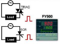 temperature control scr / triac trigger