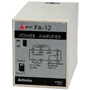 Autonics Sensor Controller Pa 12