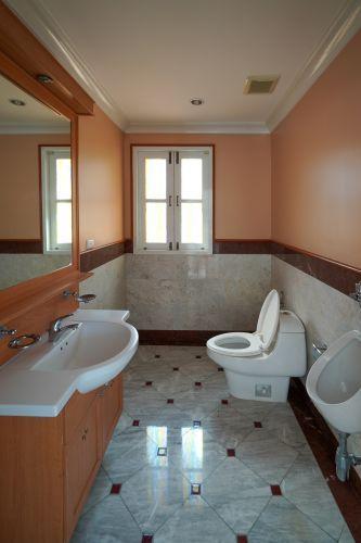 ห้องน้ำรับแขก