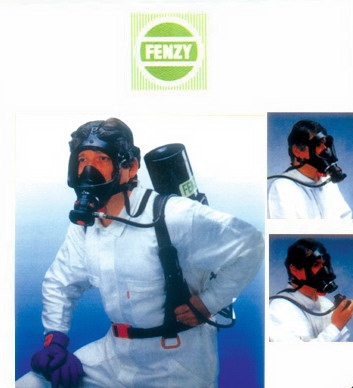 Click หน้ากากส่งผ่านอากาศ / Respiratory Protection