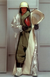 Click ชุดป้องกันร่างกาย / Protection Suit
