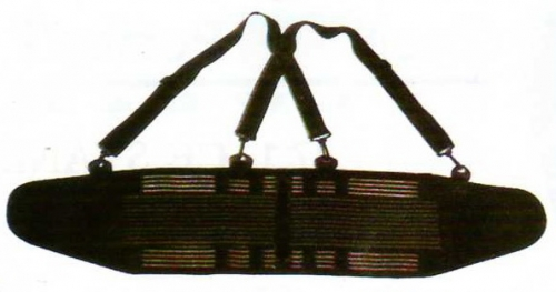 Click เข็มขัดพยุงหลัง / Back support belt