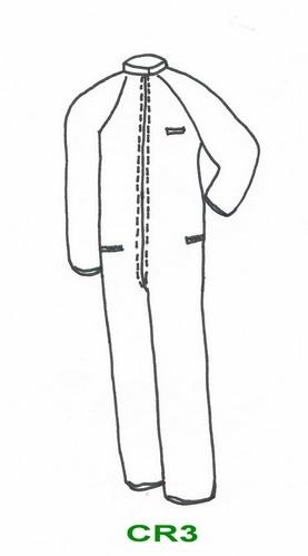 Click ชุดปฏิบัติการในห้อง Cleanroom & ESD / Garment Suit