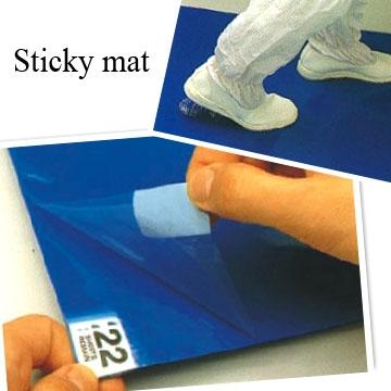 Click แผ่นกาวดักฝุ่น / Sticky Mats