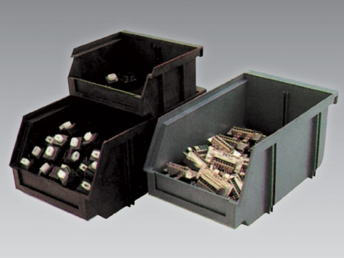 Click กล่องใส่ชิ้นงานป้องกันไฟฟ้าสถิตย์ / Conductive Part box & Tray